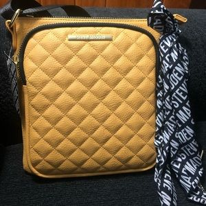 steve madden crossbody with scarf